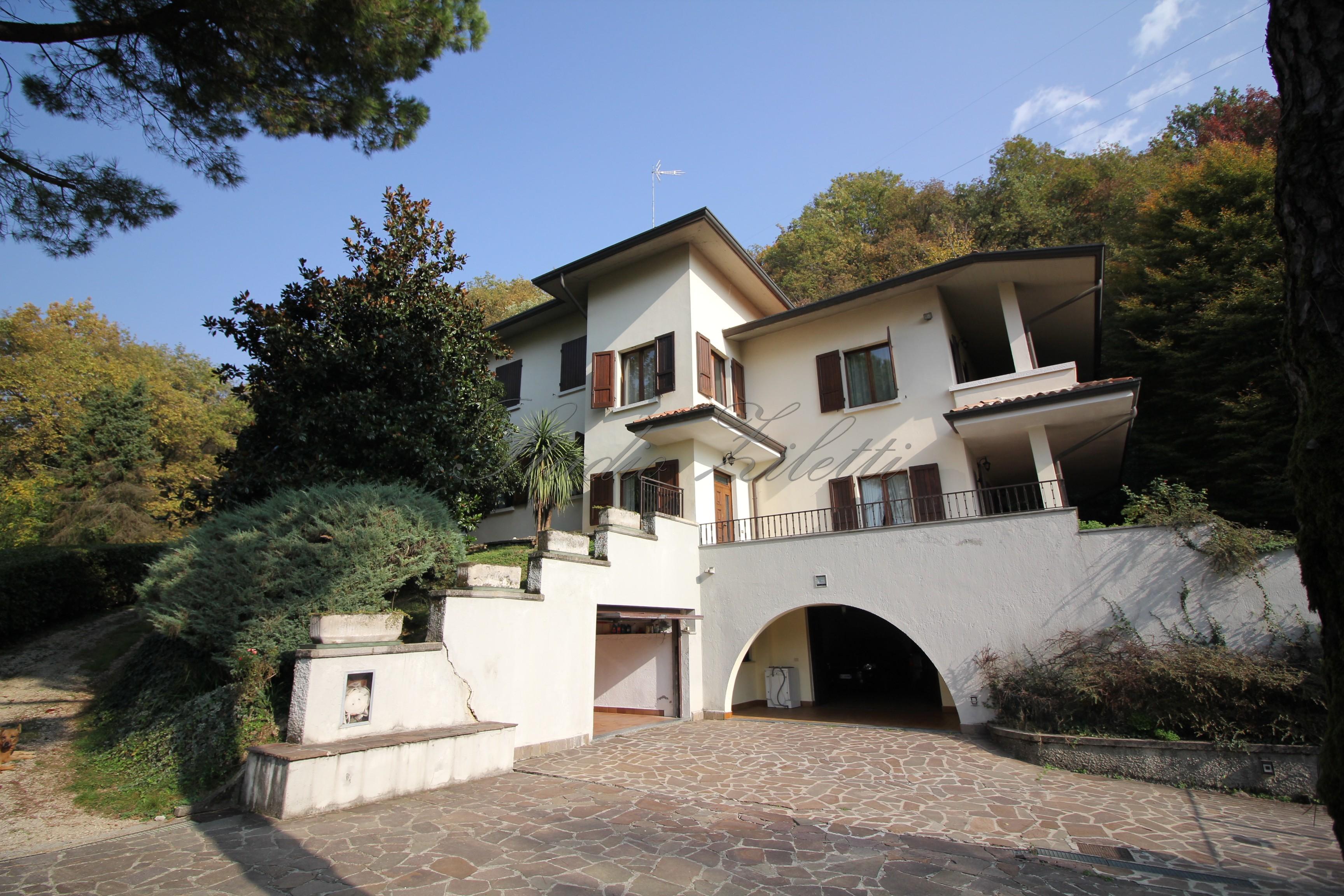 Villa in vendita – Bovezzo