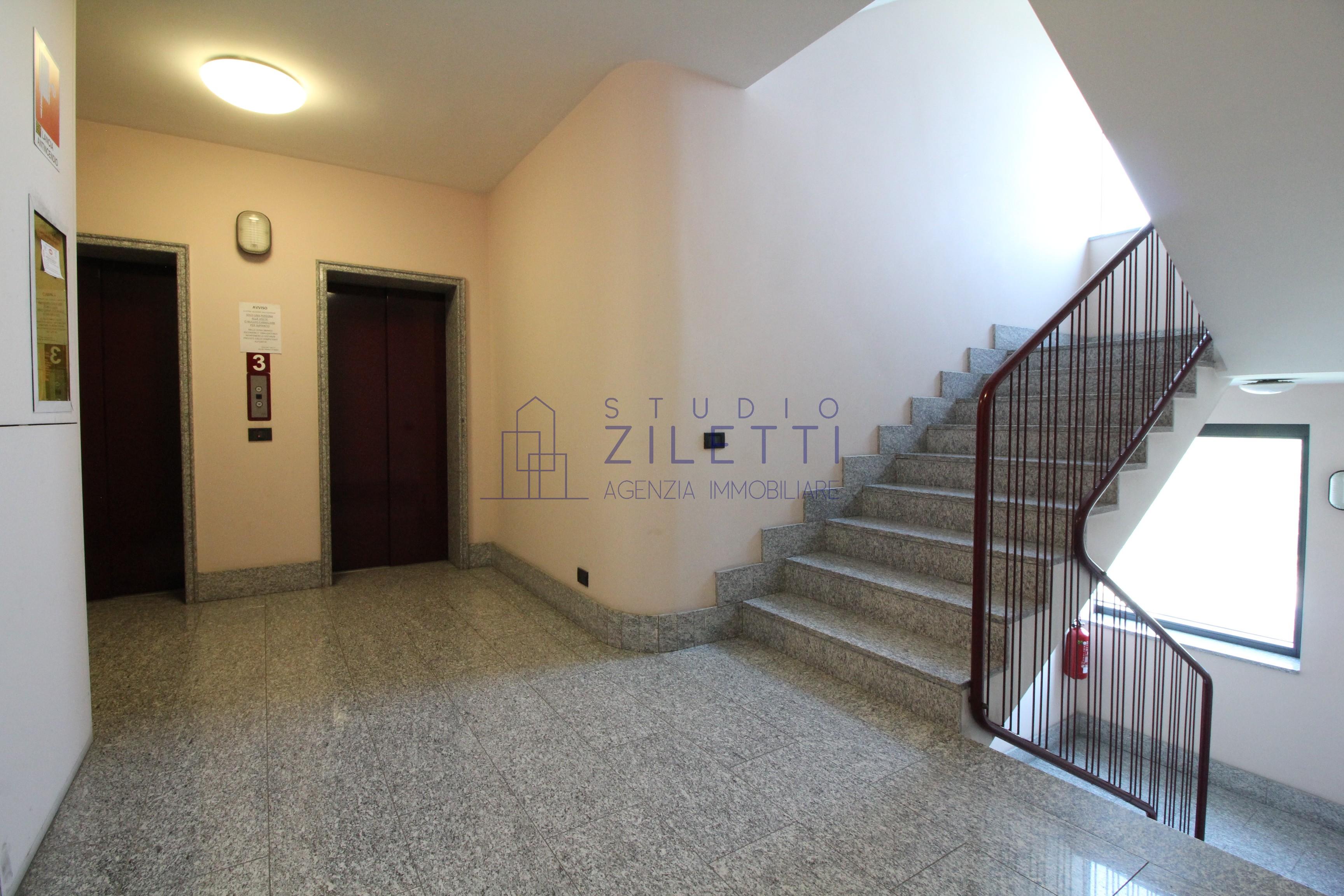 Vendesi appartamento/ufficio a Brescia Due - Studio Ziletti